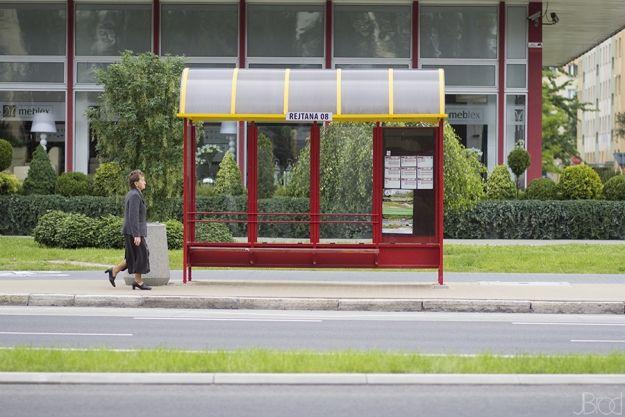 (FOTO) Tak wyglądają nowe oznakowania przystanków - Aktualności Rzeszów