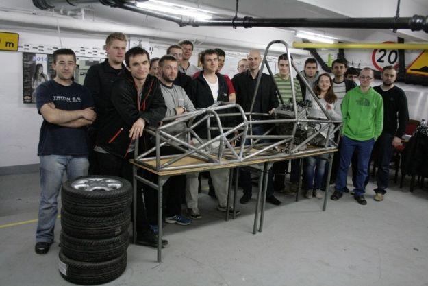 Studenci Politechniki Rzeszowskiej zbudują bolid - Aktualności Rzeszów