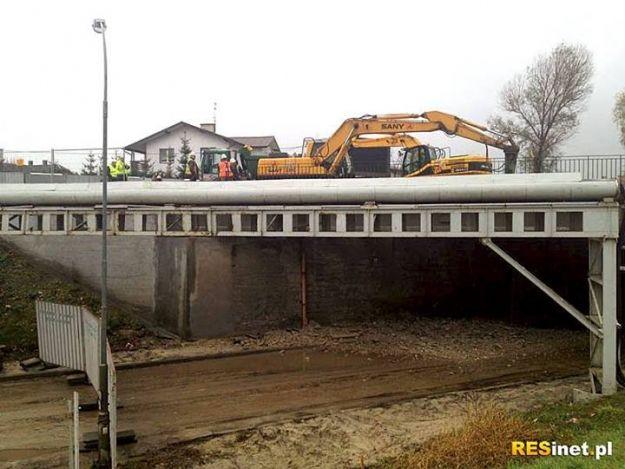 (FOTO) Kierunek - wiadukt przy Warszawskiej. Wznowią ruch - Aktualności Rzeszów