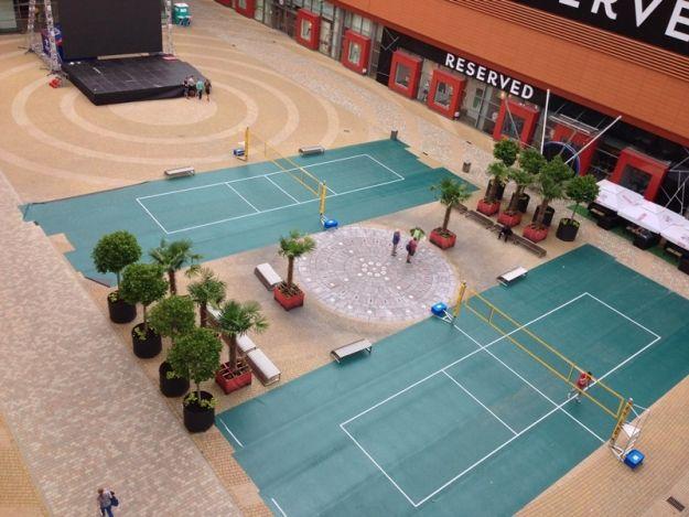 Otwarte boiska do siatkówki - Aktualności Rzeszów