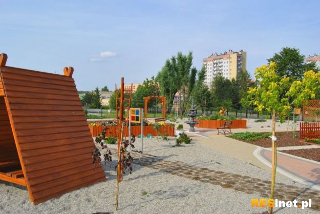 (FOTO) Ogród polisensoryczny kolejną atrakcją Rzeszowa - Aktualności Rzeszów