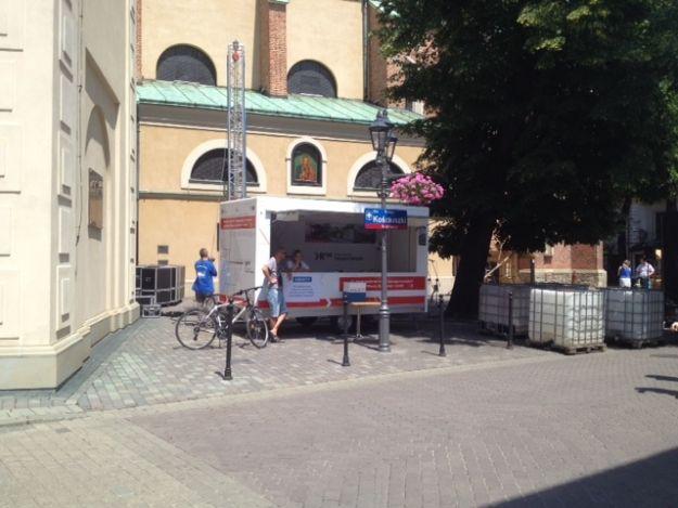 Rowerem po deptakach do 10 km/h - Aktualności Rzeszów