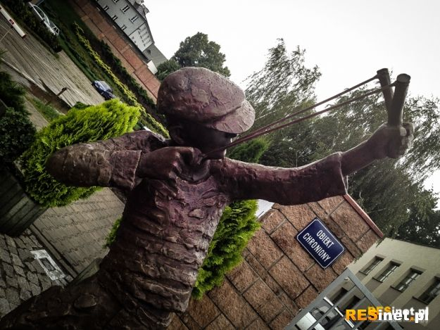 (FOTO) Rzeszowski urwis z procą - Aktualności Rzeszów
