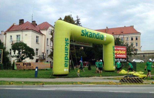 (FOTO) Zobacz, jak wyglądają przygotowania do III etapu Tour de Pologne - Aktualności Rzeszów