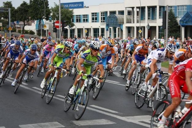Utrudnienia w związku z 71. Tour de Pologne - Aktualności Podkarpacie