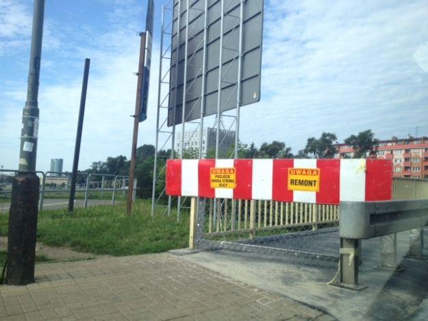 Kolejny etap remontu Mostu Lwowskiego - Aktualności Rzeszów