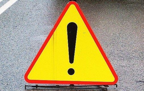 """Krajowa """"dziewiątka"""" zablokowana! Uszkodzony wiadukt kolejowy - Aktualności Podkarpacie"""