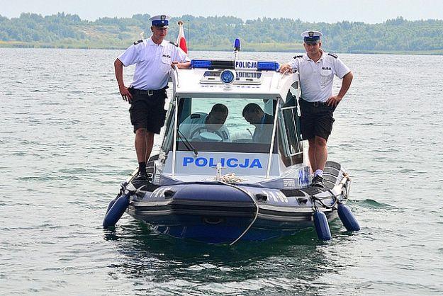 Podkarpacka Policja ma nową łódź - Aktualności Podkarpacie