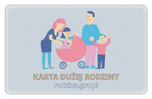Do czego uprawnia Karta Dużej Rodziny? - Aktualności Podkarpacie