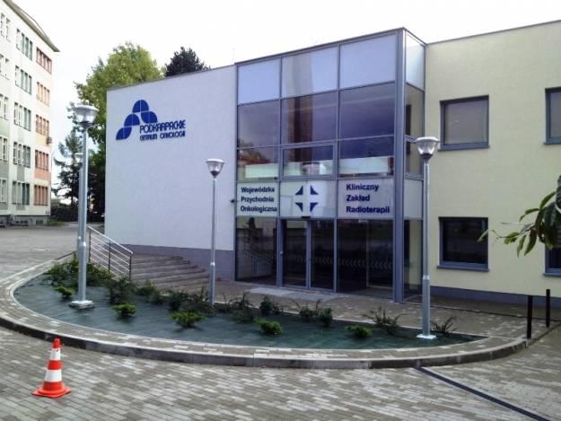 Nowy zakład radioterapii i poradnia onkologiczna - Aktualności Rzeszów