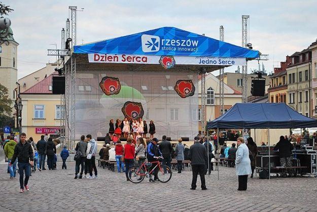 Światowy Dzień Serca w Rzeszowie - Aktualności Rzeszów