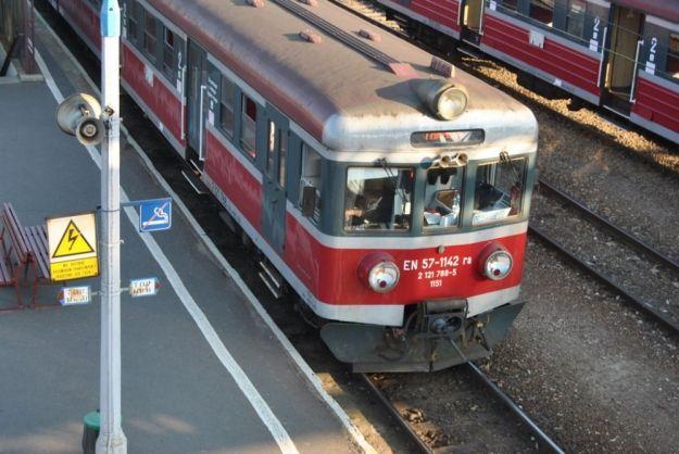 Kup pociąg na Allegro - Aktualności Podkarpacie