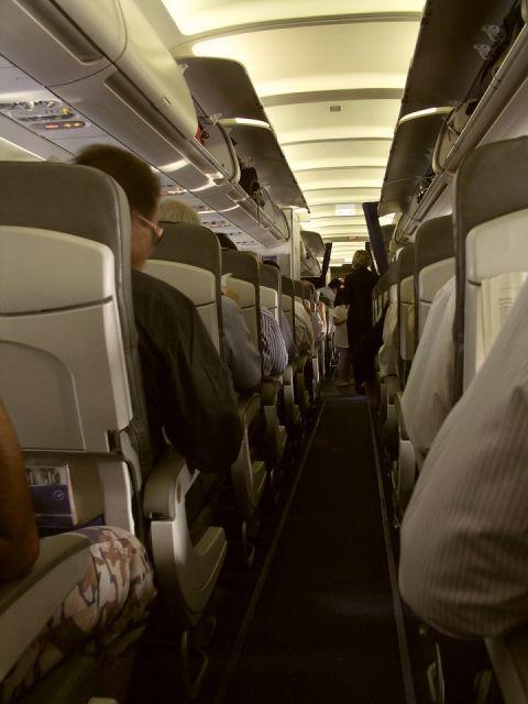 Interwencja na pokładzie samolotu. Co się stało? - Aktualności Rzeszów