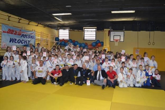 Międzynarodowy Turniej Dzieci Judo w Millenium Hall