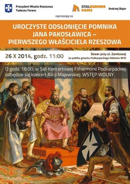 W niedzielę odsłonięcie nowego pomnika - Aktualności Rzeszów