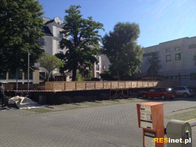 Będzie duży parking i pawilon Różanka - Aktualności Rzeszów