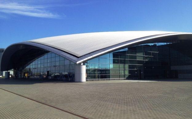Paraliż na lotnisku w Jasionce. Za duża mgła - Aktualności Rzeszów