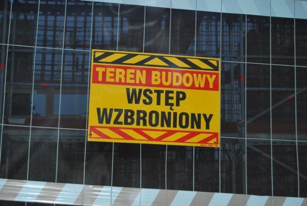 Trwa rozbiórka przedszkola nr 34  - Aktualności Rzeszów