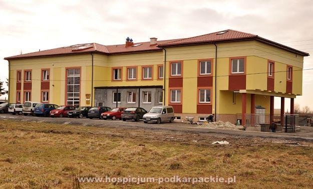 Trwa rozbudowa hospicjum dla dzieci - Aktualności Rzeszów