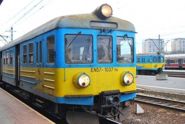 Wykolejenie lokomotywy. 5 godzin utrudnień - Aktualności Podkarpacie