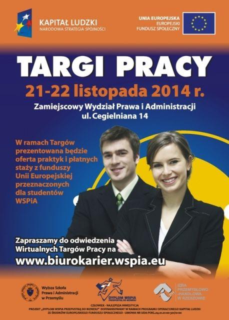 W tym tygodniu Targi Pracy! - Aktualności Rzeszów