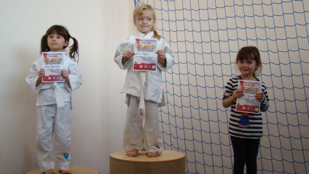 Medale Millenium na Turnieju Dzieci Judo w Jaśle