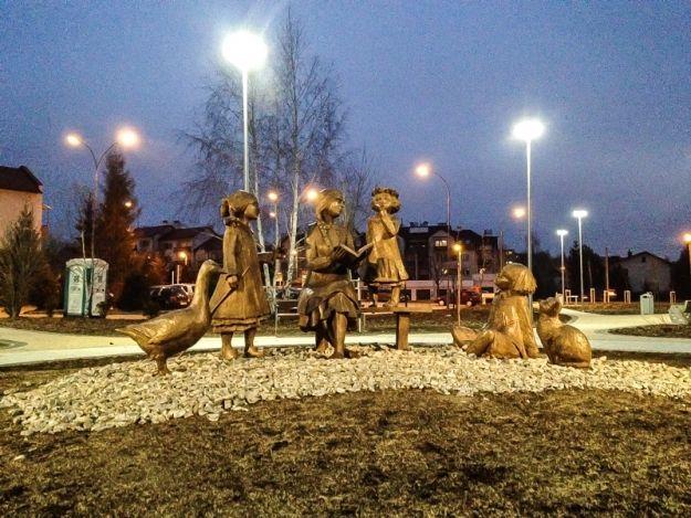 Powstał nowy park w Rzeszowie - Aktualności Rzeszów