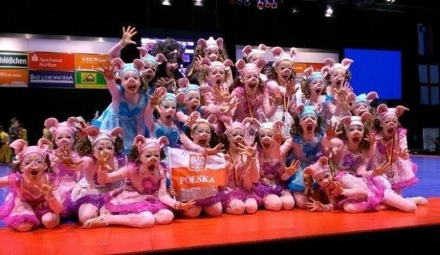 (FOTO) Sukcesy tancerzy z Młodzieżowego Domu Kultury! - Aktualności Rzeszów