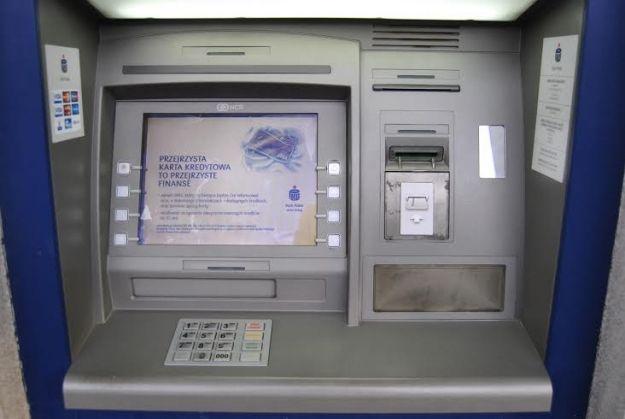 Obejrzyj bankomat zanim wybierzesz pieniądze!  - Aktualności Podkarpacie