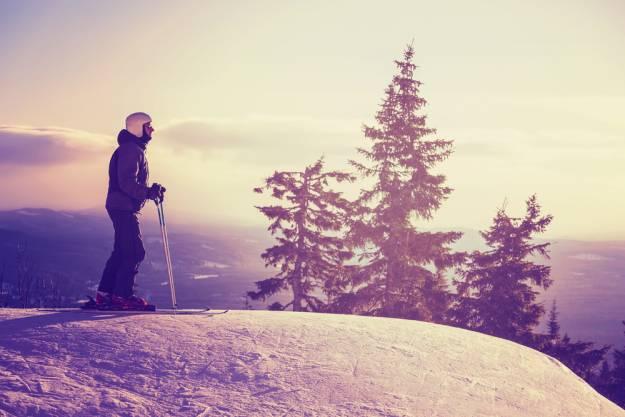 Na narty w Bieszczady