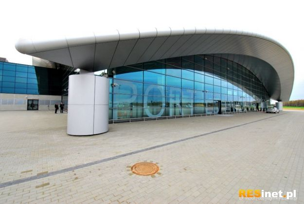 Podrzeszowskie lotnisko planuje kolejne inwestycje - Aktualności Rzeszów