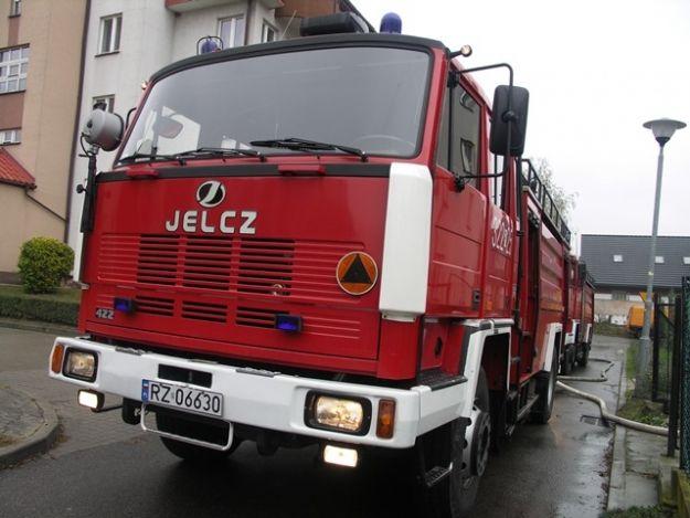 Pożar przy Paderewskiego! Trwa akcja gaśnicza - Aktualności Rzeszów