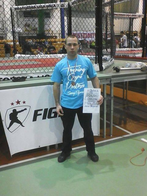 Sukces rzeszowianina w Mistrzostwach Polski MMA - Aktualności Rzeszów