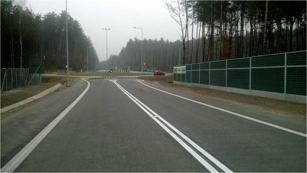 (FOTO) Zobacz, jak wygląda kolejny odcinek obwodnicy Mielca - Aktualności Podkarpacie