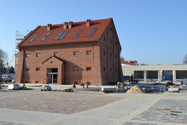 Nowoczesny Rynek w miejscu dawnego gospodarstwa rolnego - Aktualności Rzeszów