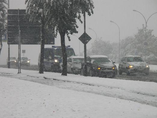 Ostrzeżenie! Zamiecie śnieżne na Podkarpaciu - Aktualności Podkarpacie