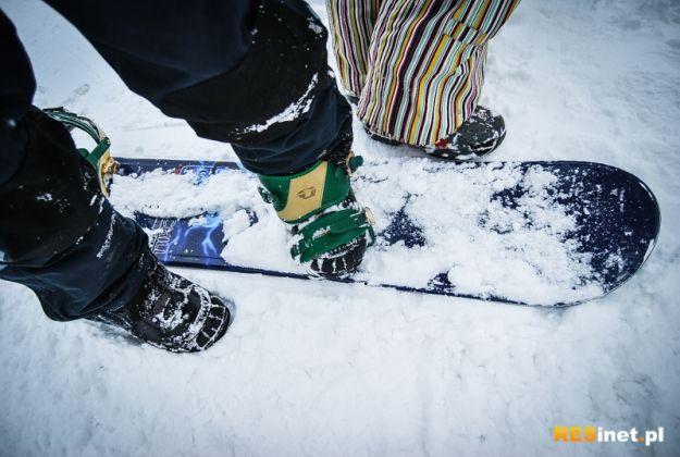 Snowpark przeszedł testy. Będzie snowboardowe szaleństwo! - Aktualności Rzeszów
