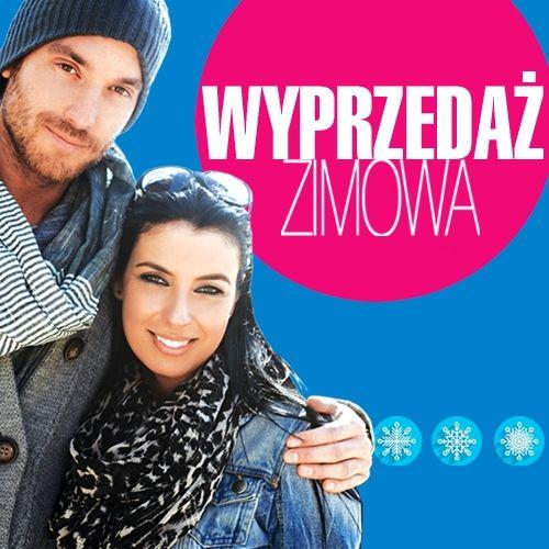 Zimowe wyprzedaże w Millenium Hall - art. sposn.