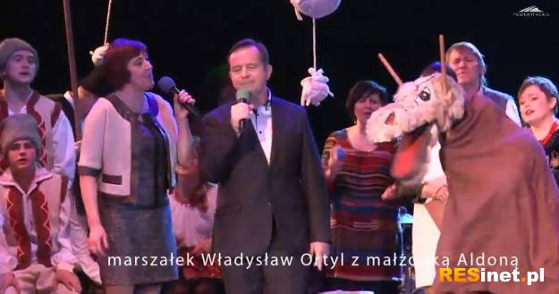 Jak śpiewa Marszałek Województwa Podkarpackiego? - Aktualności Rzeszów