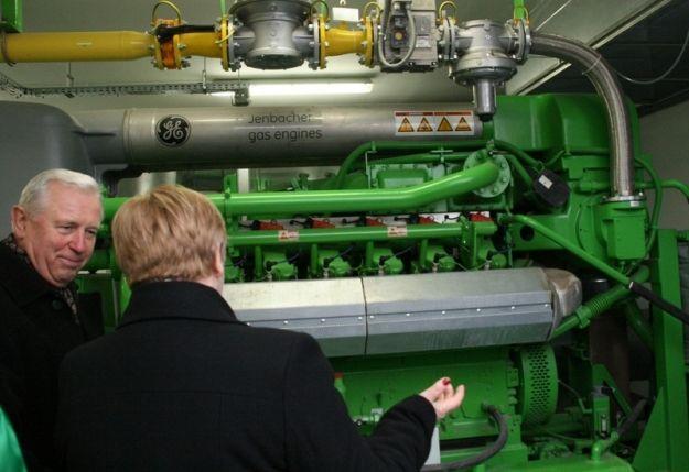 Otwarto pierwszą na Podkarpaciu biogazownię rolniczą - Aktualności Podkarpacie