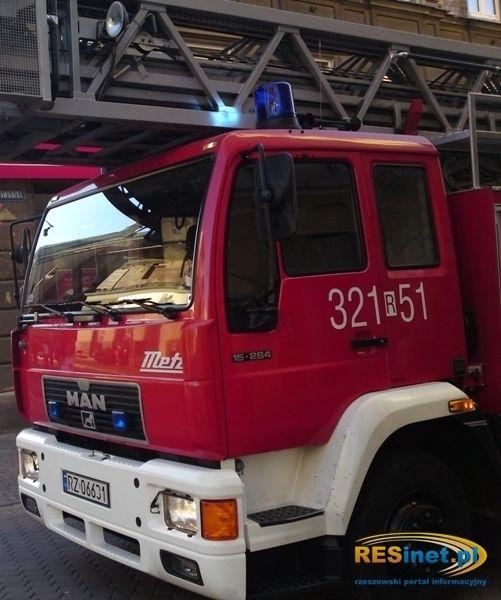 Pożar w Grand Hotel - Aktualności Rzeszów