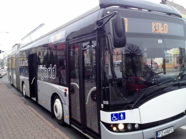 Przetestuj jazdę hybrydą! Autobus już na rzeszowskich drogach - Aktualności Rzeszów