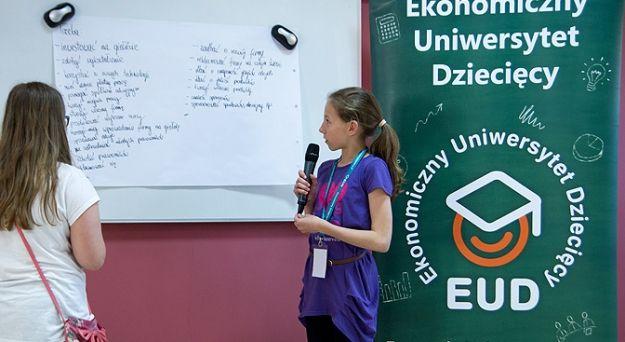 Trwa nabór na zajęcia Ekonomicznego Uniwersytetu Dziecięcego   - Aktualności Rzeszów