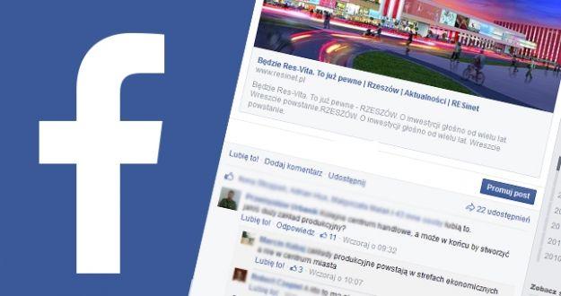 """Z naszego Facebooka: Internauci mówią """"NIE"""" kolejnej Galerii Handlowej - Aktualności Rzeszów"""