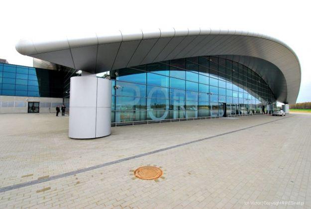 Zastój na podrzeszowskim lotnisku - Aktualności Rzeszów