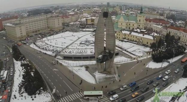 VIDEO. Zobacz Rzeszów z lotu ptaka - Aktualności Rzeszów