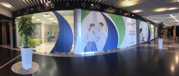 W Millenium Hall otworzyli Centrum Medyczne - Aktualności Rzeszów