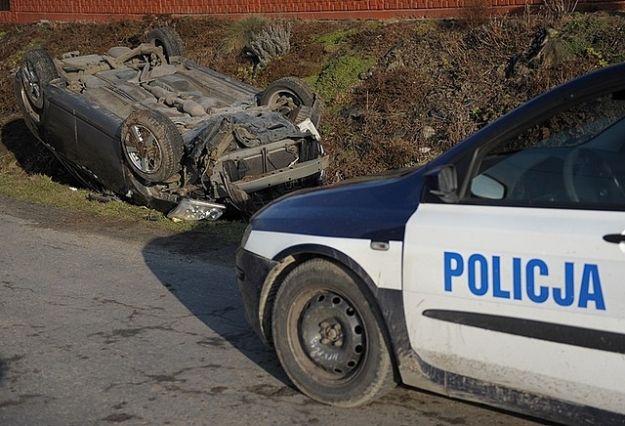 Poranny wypadek w Ujkowicach - Aktualności Podkarpacie