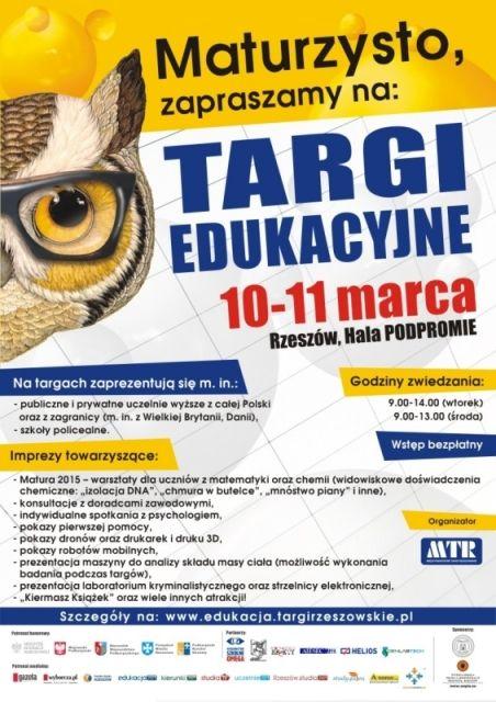 X Podkarpackie Targi Edukacyjne  - Aktualności Rzeszów