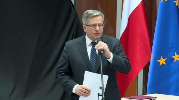 Debata z udziałem Prezydenta Komorowskiego na żywo w internecie - Aktualności Rzeszów